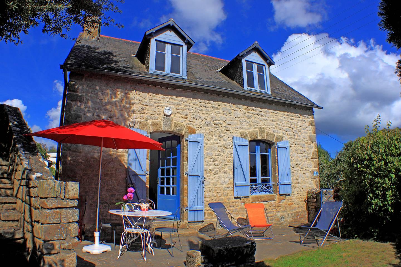 Location Maison de charme à La Trinité-sur-Mer en Bretagne
