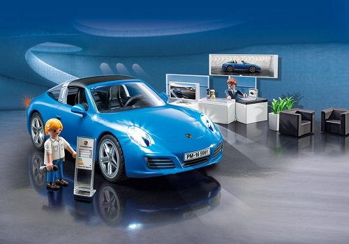 Porsche 911 Targa 4S 5991 Playmobil