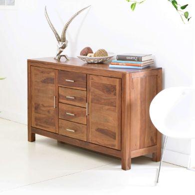 soldes buffet la redoute buffet en palissandre 150 mezzo. Black Bedroom Furniture Sets. Home Design Ideas