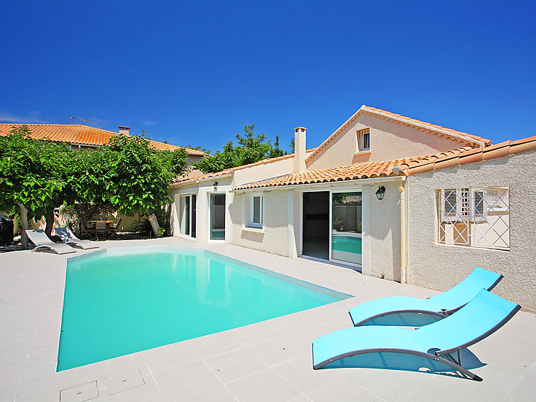 Location Cap d'Agde Interhome, Maison de vacances Villa du Littoral
