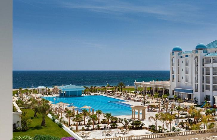 Concorde Green Park Palace 5* Port El Kantaoui en Tunisie