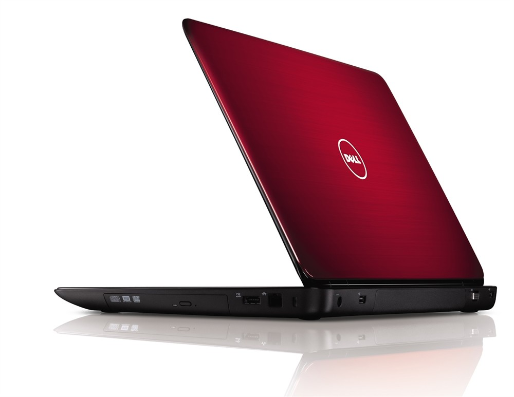 pc portable cdiscount dell inspiron 17r rouge 500 go. Black Bedroom Furniture Sets. Home Design Ideas