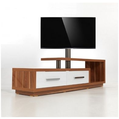 Meuble tv design 170 cm natura 170h ipw meuble tv la for Meuble tv avec support
