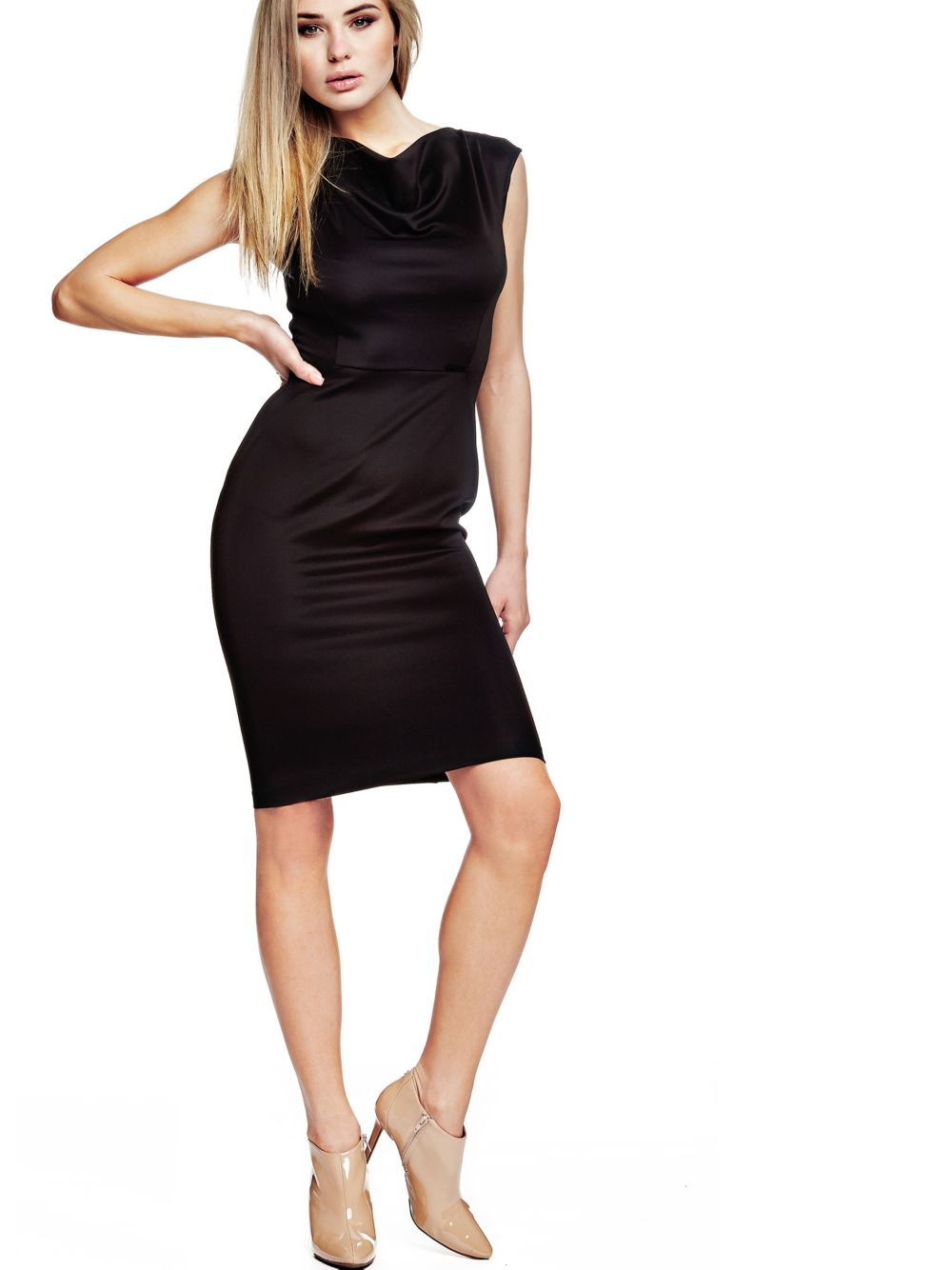 ROBE FOURREAU MARCIANO Guess, Robe Femme Guess