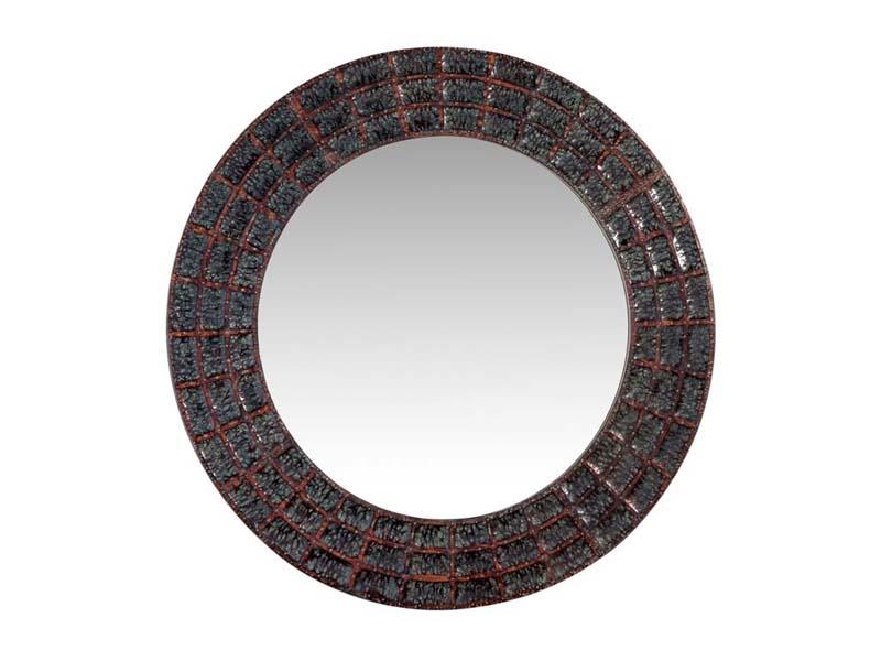 Miroir usine deco pas cher miroir alley en metal prix for Miroir metal pas cher