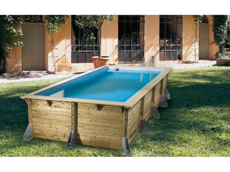 Piscine Rectangulaire 350x505 cm