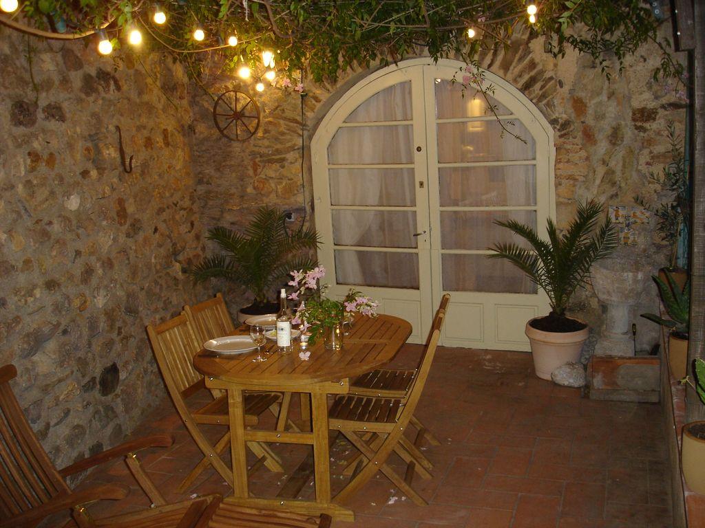 Abritel Location Castelnou - Medieval Gite dans 'Plus Beaux Villages de France'
