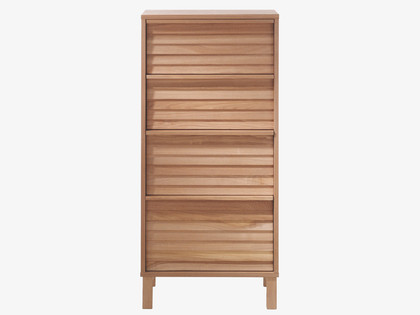 chiffonier habitat achat chiffonier georgia bois prix. Black Bedroom Furniture Sets. Home Design Ideas