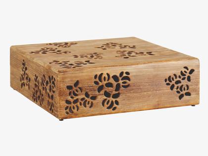 table basse habitat table basse palonia bois prix 430 00. Black Bedroom Furniture Sets. Home Design Ideas