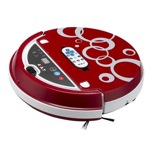 Aspirateur robot AgaiT/ASUS Eclean Ec01 Rouge