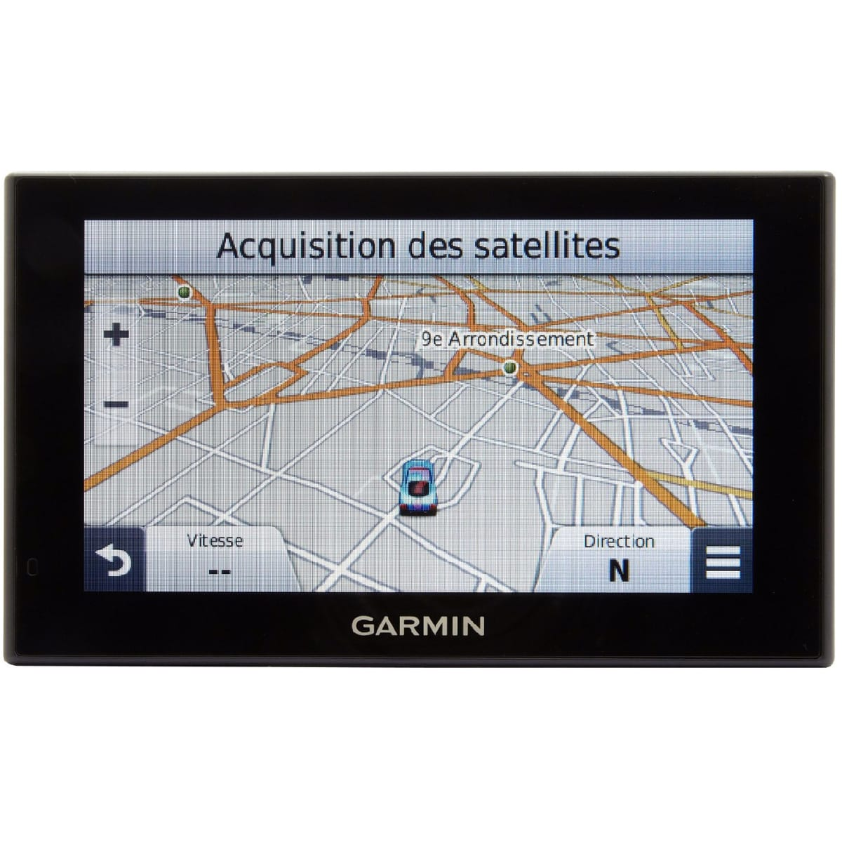 soldes gps garmin nuvi 2589lm soldes gps auchan ventes pas. Black Bedroom Furniture Sets. Home Design Ideas
