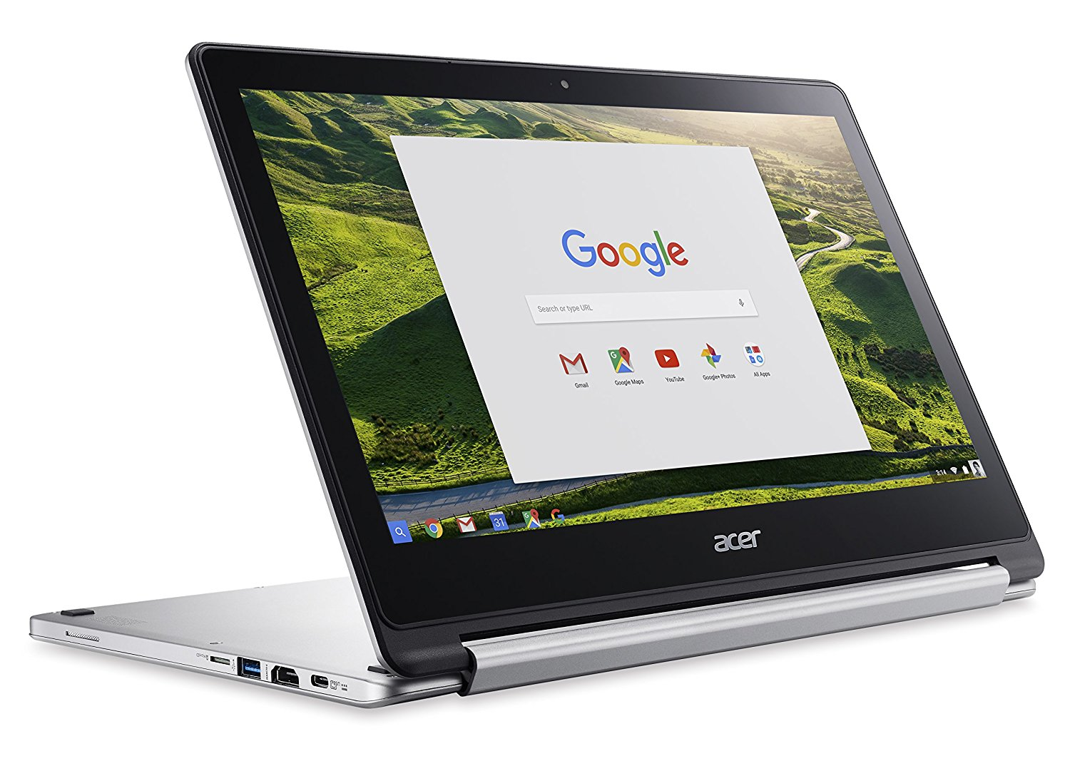 acer chromebook cb5 312t ordinateur 2 en 1 tactile 13 39 pc. Black Bedroom Furniture Sets. Home Design Ideas