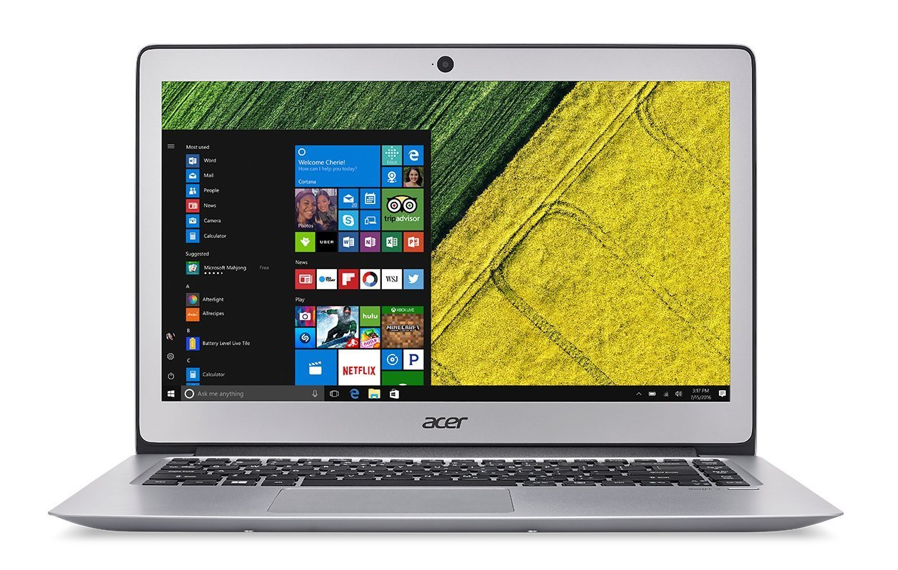 acer swift sf314 51 52x2 ultrabook 14 39 full hd gris pc. Black Bedroom Furniture Sets. Home Design Ideas