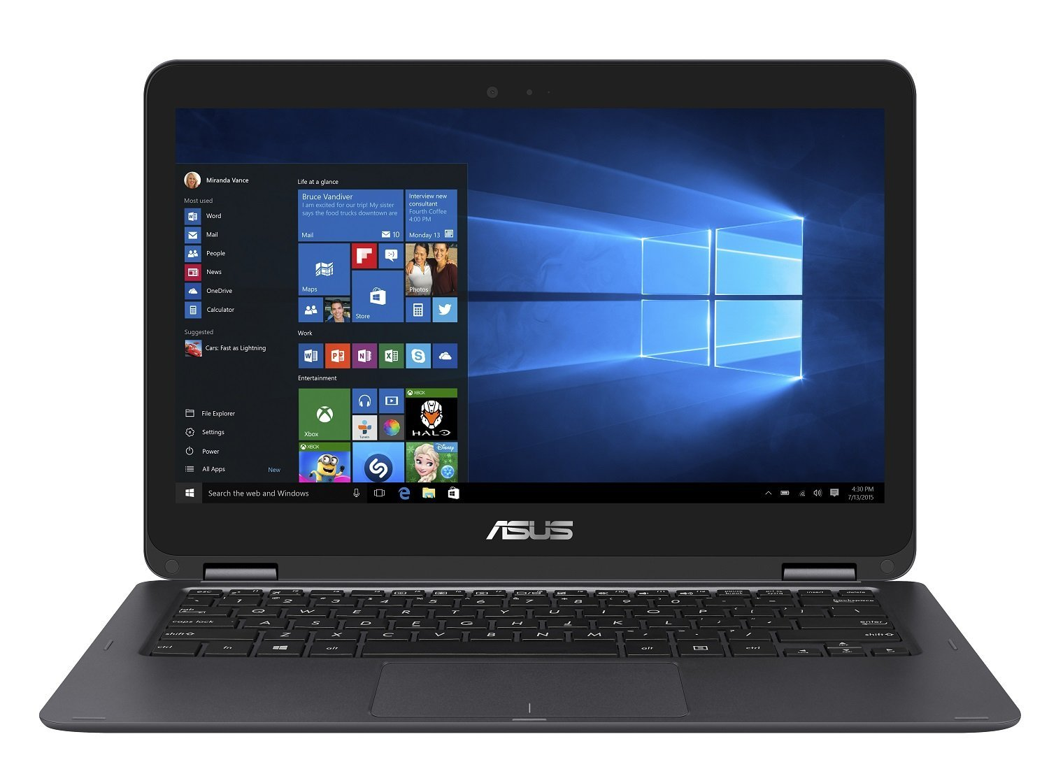 asus zenbook ux360ua c4136t ultrabook tactile pas cher amazon ventes pas. Black Bedroom Furniture Sets. Home Design Ideas