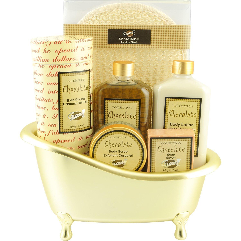 baignoire de bain produits de beaut parfum chocolat soins femme pas cher amazon ventes pas. Black Bedroom Furniture Sets. Home Design Ideas