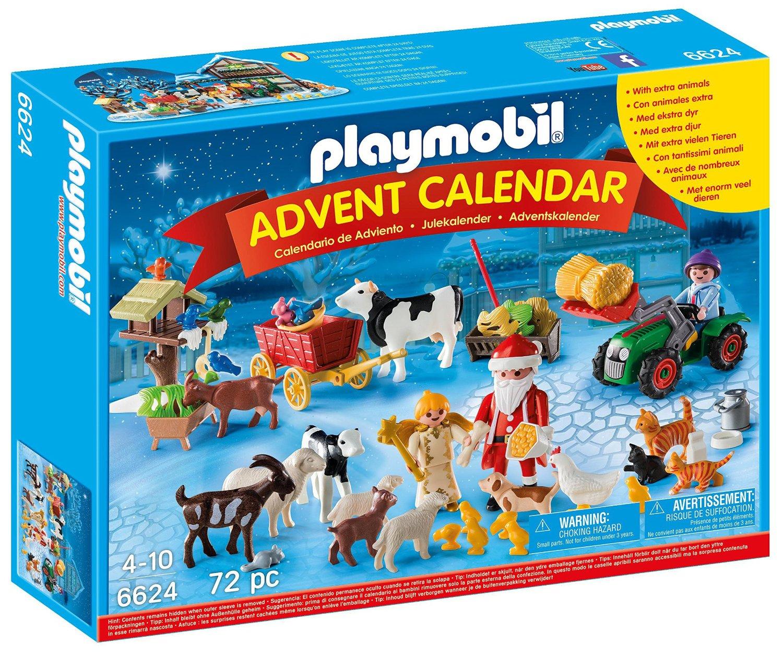 Playmobil calendrier de l 39 avent 39 39 p re no l la ferme 39 39 jouet pas cher amazon ventes pas - Carrefour calendrier de l avent ...