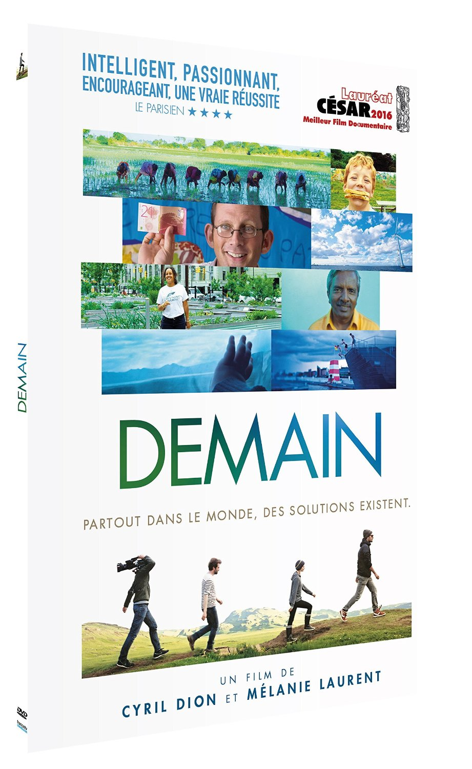 Promo DVD Demain, DVD Amazon