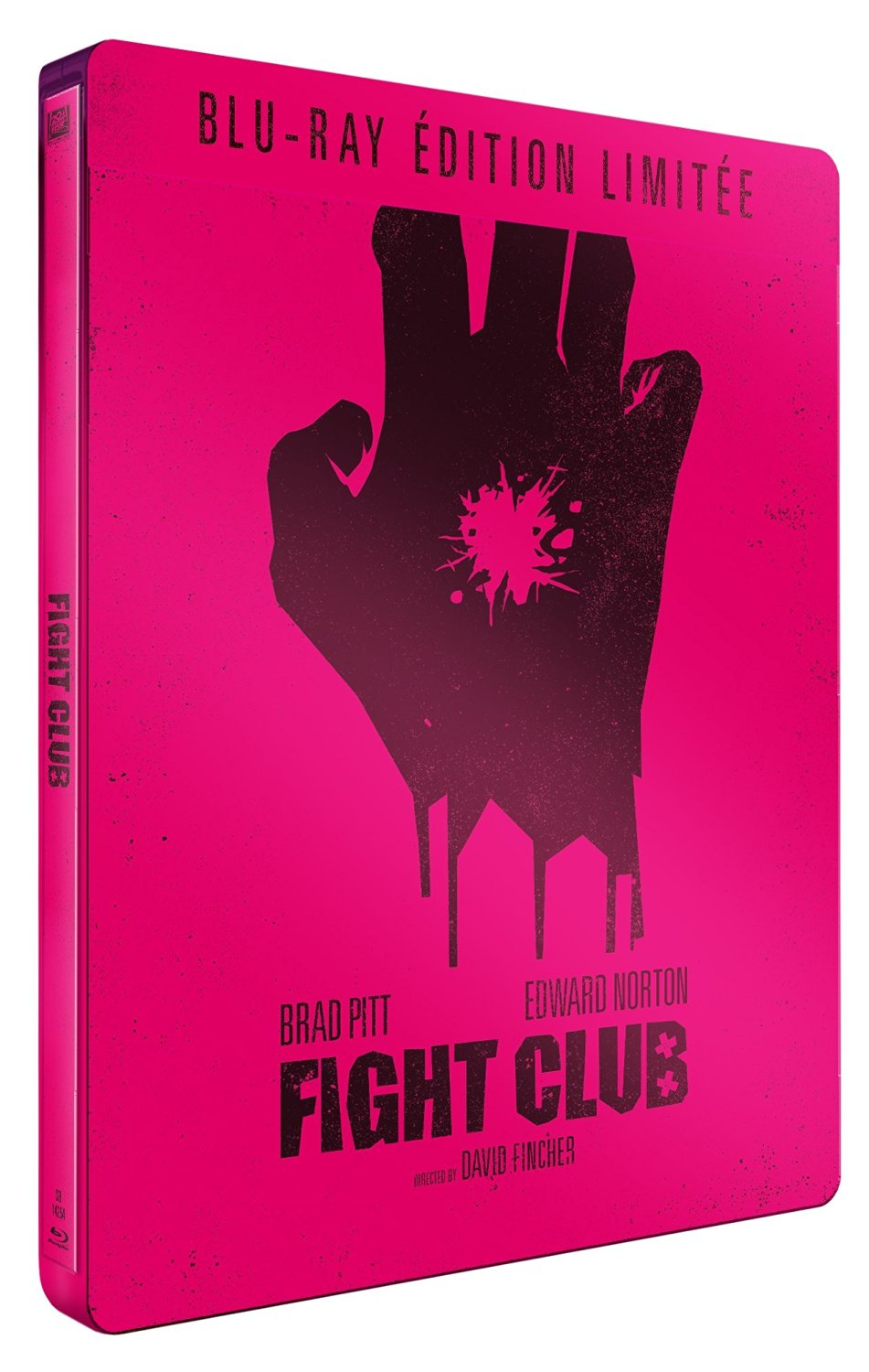 Blu-ray Fight Club - Steelbook Edition Limitée - Blu-ray pas cher Amazon