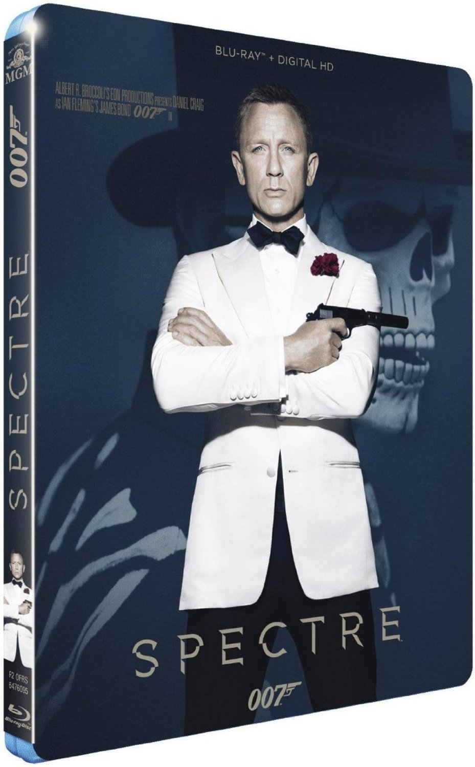 James Bond - Spectre [Blu-ray + Digital HD]