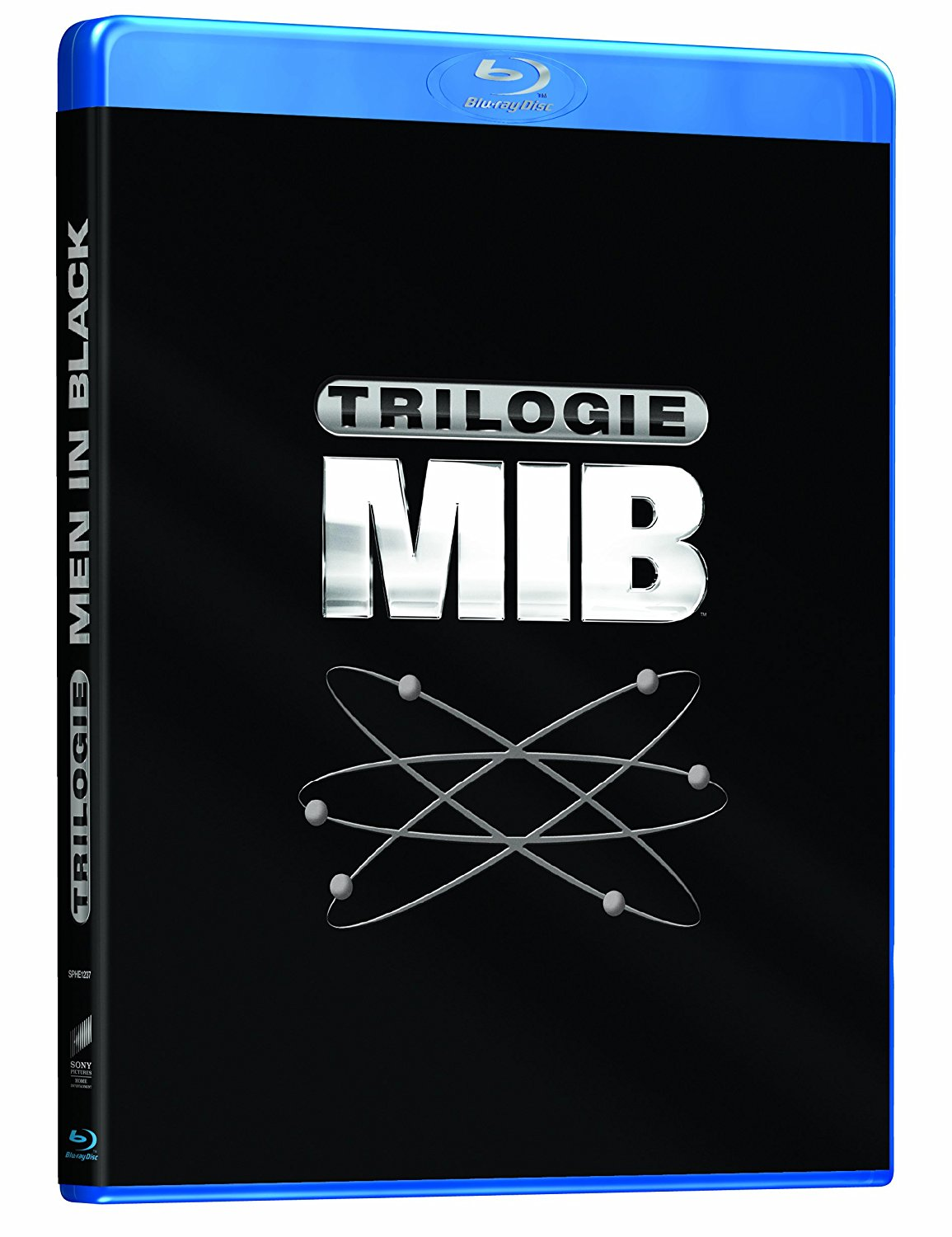 Blu-ray Men in Black - Trilogie, Blu-ray pas cher Amazon