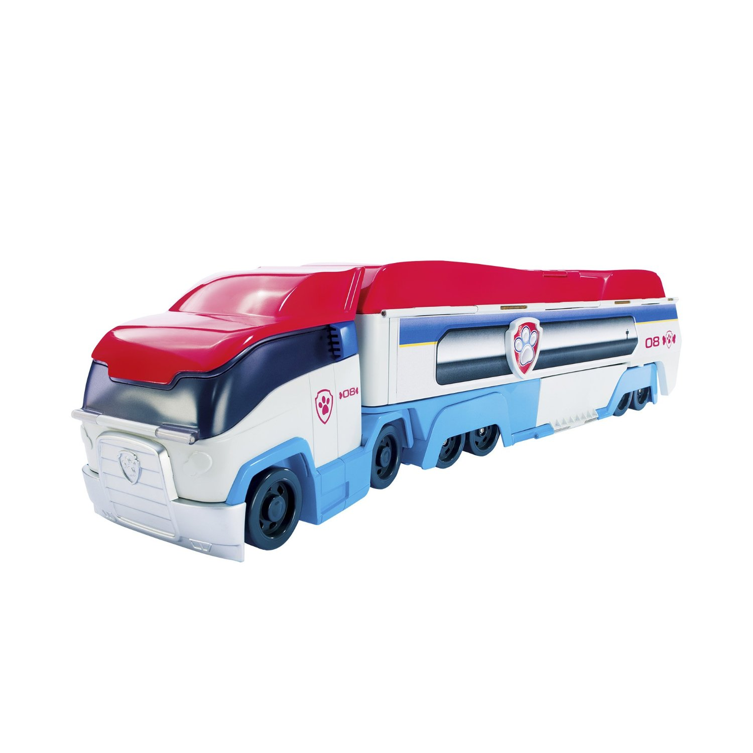 paw patrol camion pat patrouilleur de la pat patrouille jouets pas cher amazon ventes pas. Black Bedroom Furniture Sets. Home Design Ideas