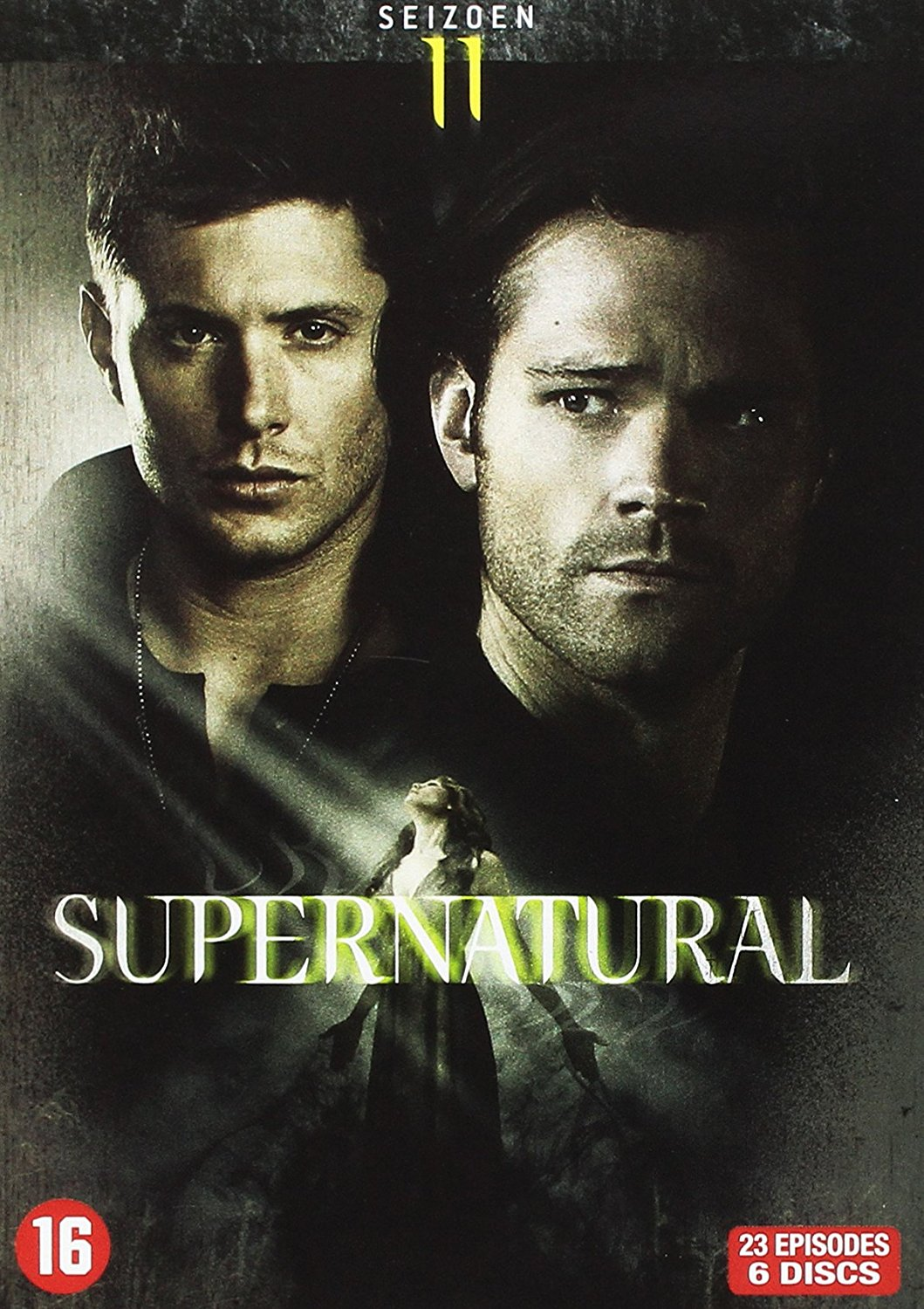 Supernatural - Saison 11, DVD pas cher Amazon