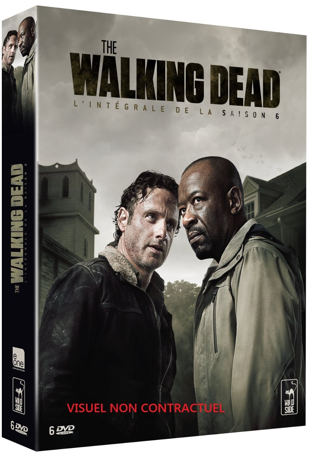 The Walking Dead - L'intégrale de la saison 6