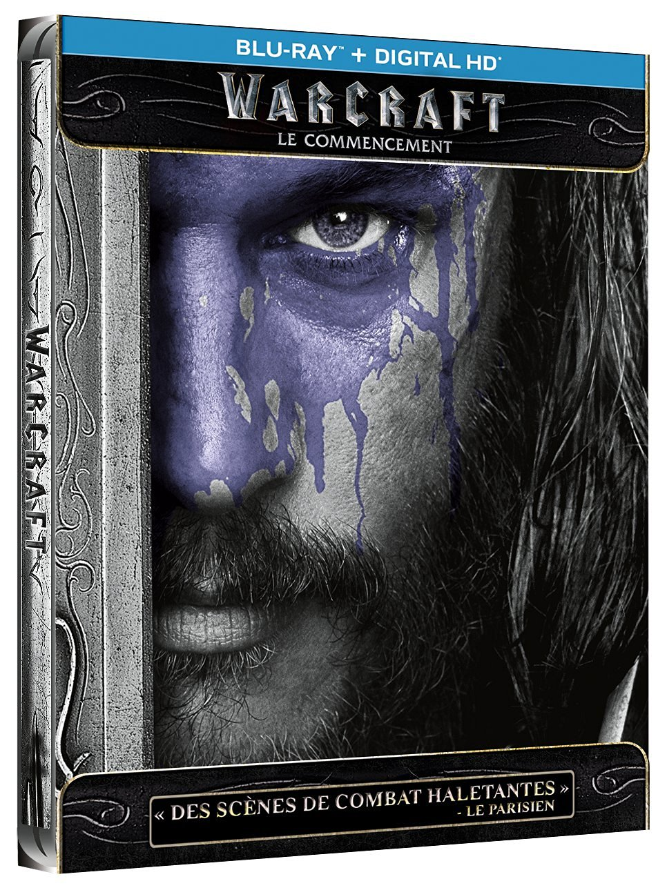 Blu-ray Warcraft : le commencement, Blu-ray pas cher Amazon