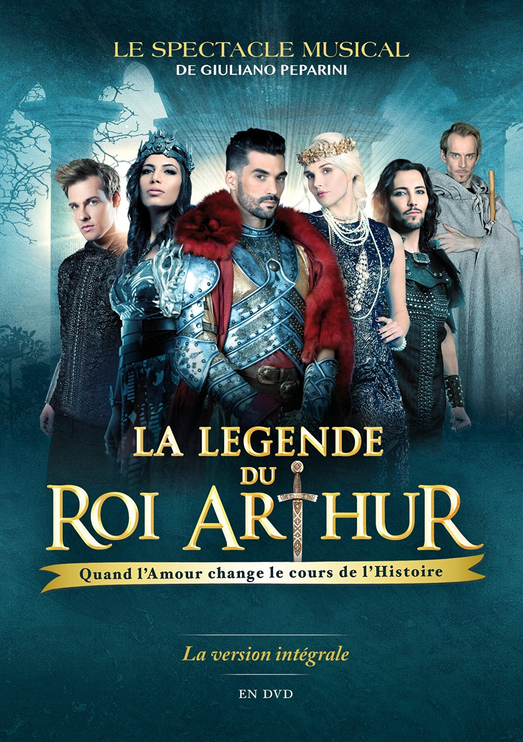 dvd la legende du roi arthur dition limit e dvd pas cher amazon ventes pas. Black Bedroom Furniture Sets. Home Design Ideas