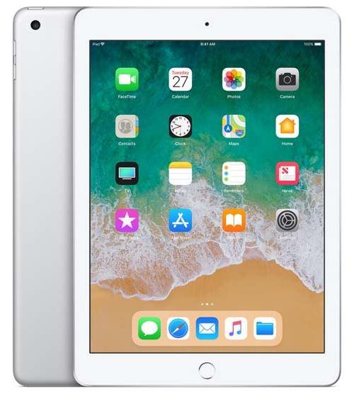 Apple iPad 32 Go WiFi Argent 9.7 - Fnac
