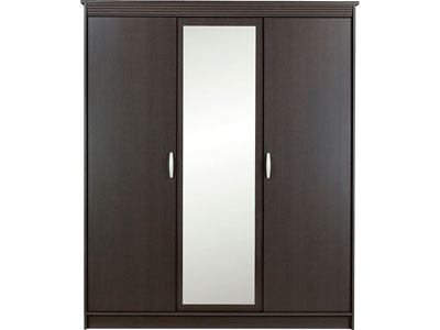 soldes armoire conforama armoire 3 portes prix 159 50. Black Bedroom Furniture Sets. Home Design Ideas