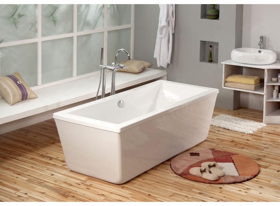 soldes baignoire vente unique soldes baignoire r tro pacifico prix 249 euros vente unique. Black Bedroom Furniture Sets. Home Design Ideas