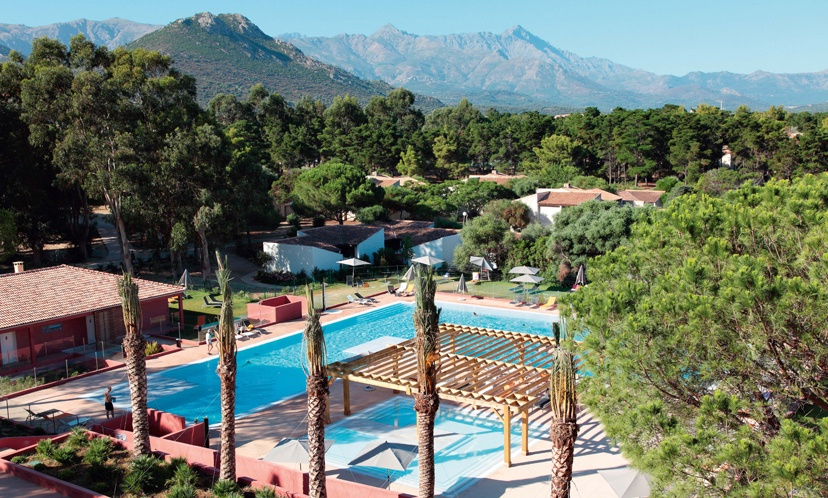 Club Belambra Le Golfe de Lozari à Belgodère en Corse