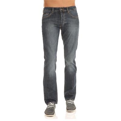 Promo Calvin Klein Brandalley - Calvin Klein Jeans -Pantalon denim bleu -  Prix 54 euros brandalley.fr cf5c869f745a