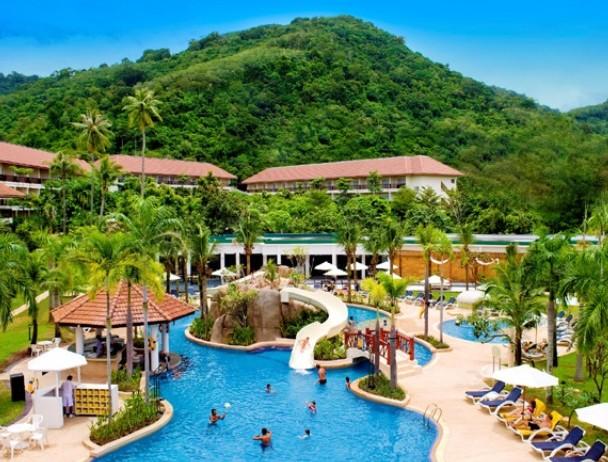 S jour thailande look voyages centara grand west sands for Hotel pas cher dans le monde