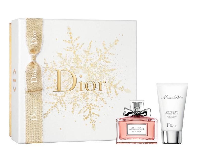 MISS DIOR Coffret Noël Eau de Parfum pas cher, Coffrets Cadeaux Marionnaud