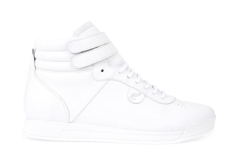 Geox Sneakers SS17 CHEWA Blanc - Baskets Femme Geox