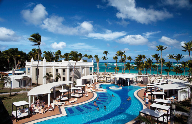 RIU Palace Bavaro 5* TUI à Punta Cana en République Dominicaine