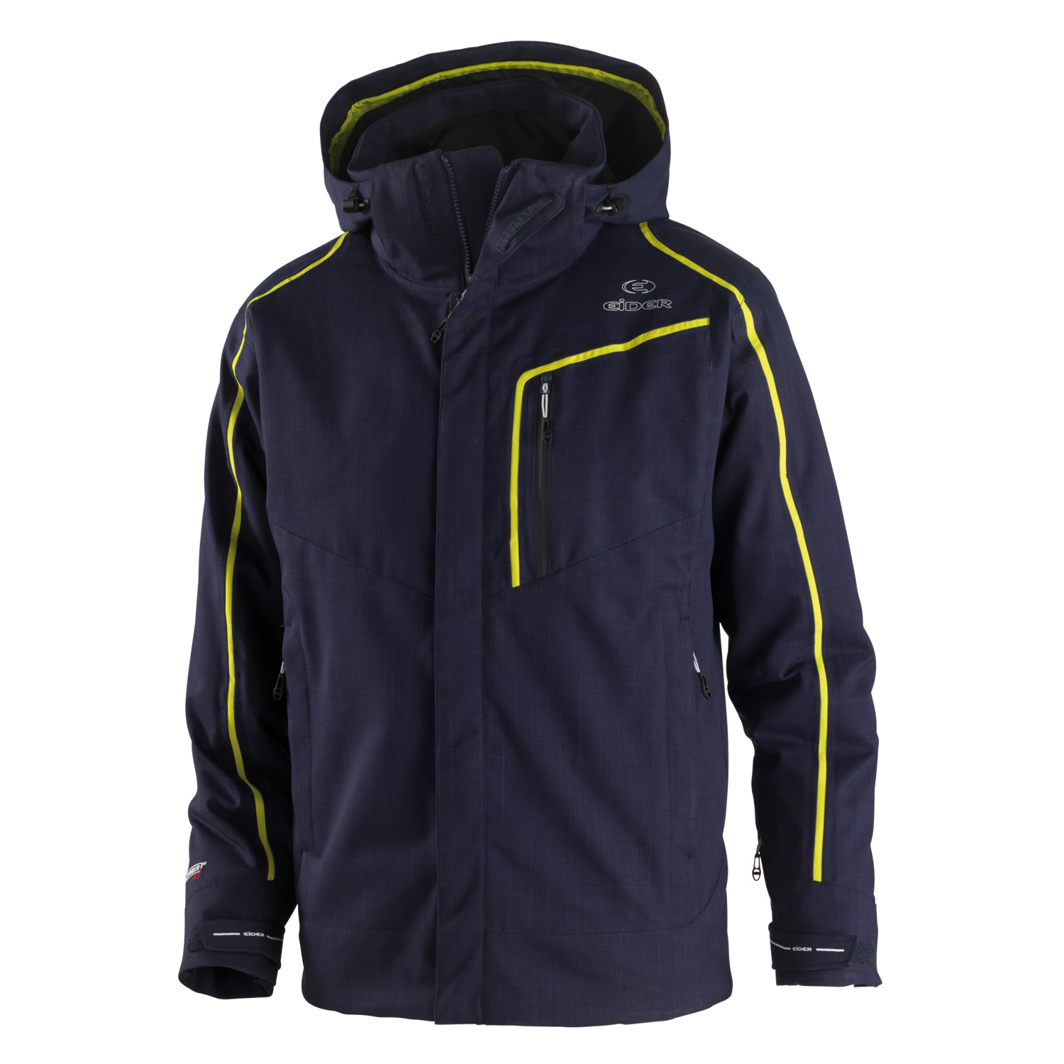 veste ski homme intersport eider park city jacket men. Black Bedroom Furniture Sets. Home Design Ideas