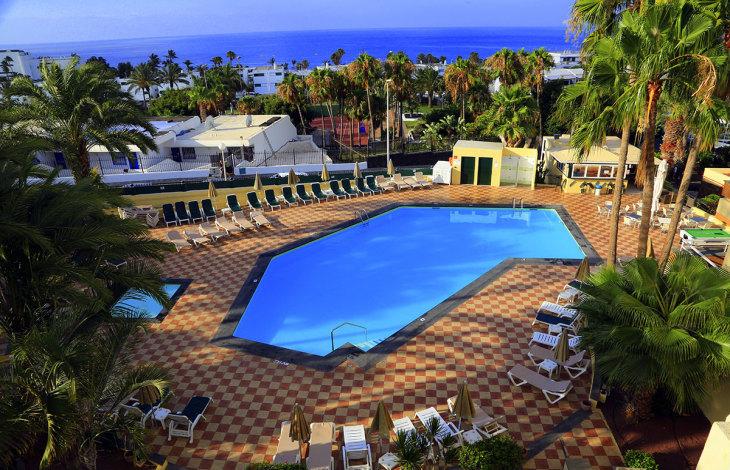 Hôtel Labranda El Dorado 3* TUI à Lanzarote aux Iles Canaries