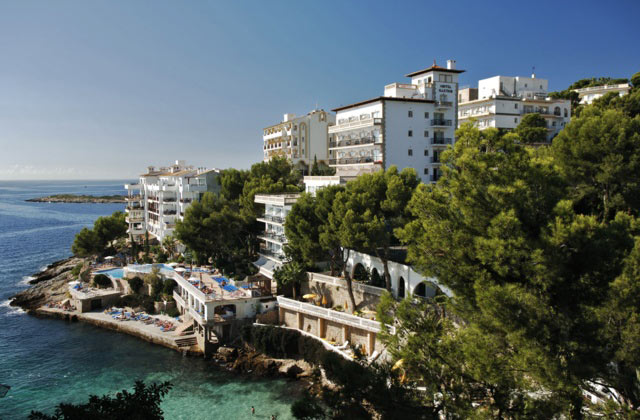 H tel roc illetas playa 4 voyage pas cher baleares for Site recherche hotel pas cher