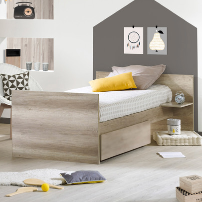 emmy lit combi volutif ch ne de sauthon signature lit evolutif enfant aubert ventes pas. Black Bedroom Furniture Sets. Home Design Ideas