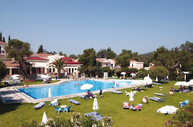 S jour corfou marmara hotel apollo palace 5 prix promo for Prix hotel pas cher