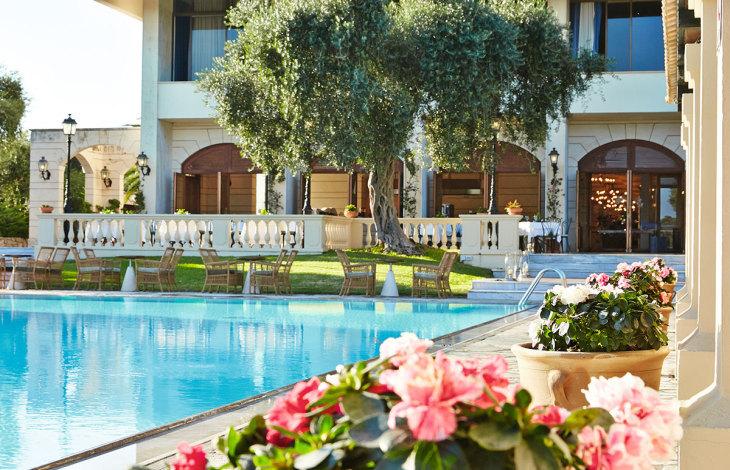 Hôtel Corfu Imperial Grecotel 5* TUI à Corfou en Grèce