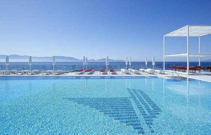 Hôtel Dimitra Beach Resort 4* TUI à Kos en Grèce