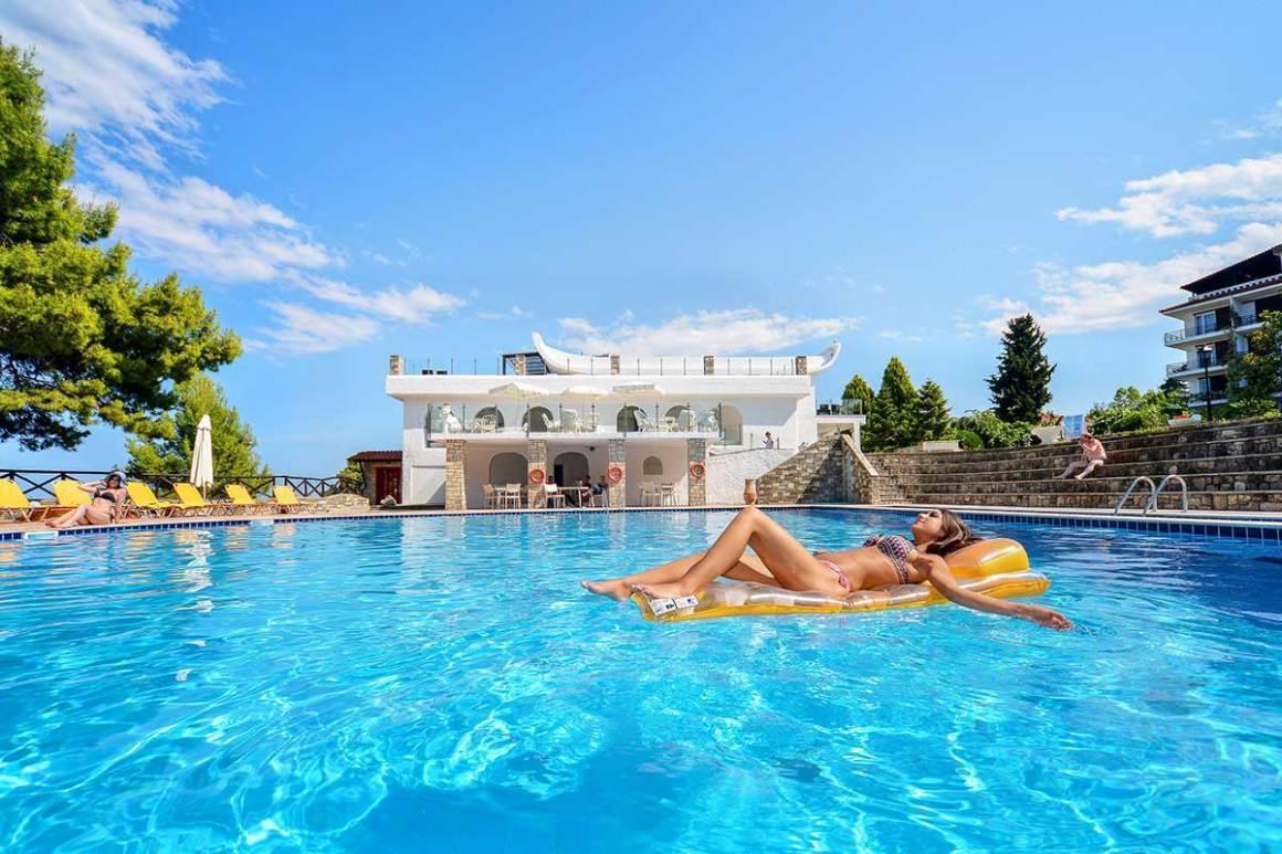 Hôtel Alexander The Great 4* TUI à Kriopigi en Grèce