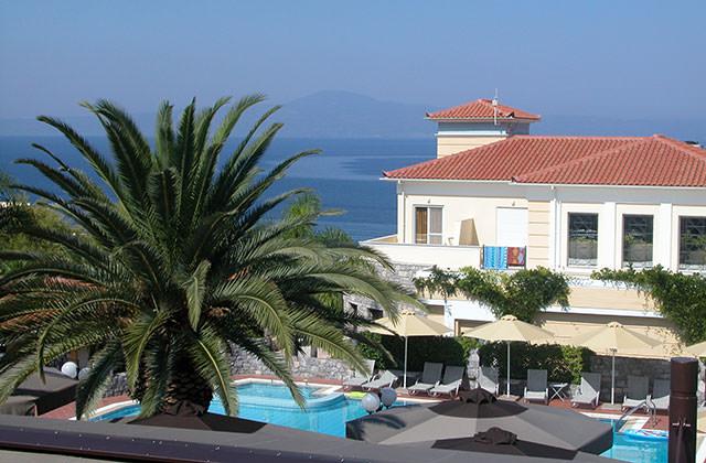 S jour gr ce marmara h tel le akti taygetos resort 4 for Sejour hotel pas cher