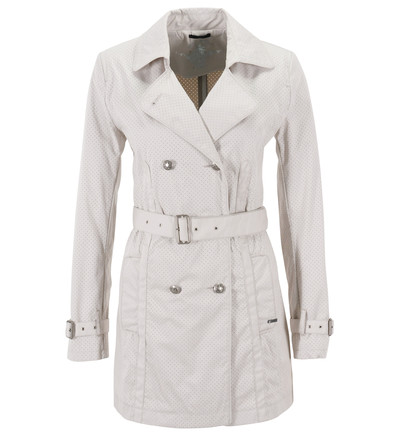soldes trench coat galeries lafayette trench coat perfor ikks blanc pour femme ventes pas. Black Bedroom Furniture Sets. Home Design Ideas
