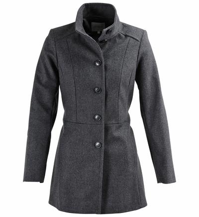 manteau ceintur en laine jodhpur anthracite pour femme manteaux galeries lafayette ventes. Black Bedroom Furniture Sets. Home Design Ideas
