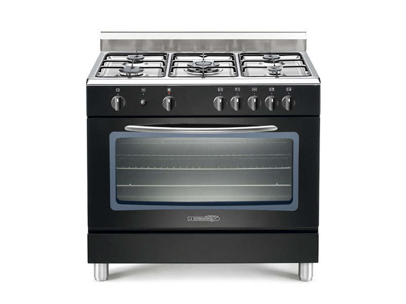 Maxi cuisini re 90x60cm la germania hn96 cuisini re conforama ventes pas - Cuisiniere la germania ...